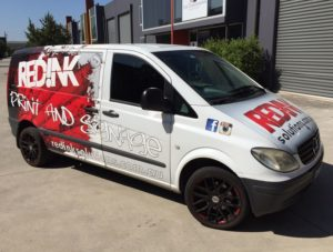 Signage and Graphics - vehicle wraps